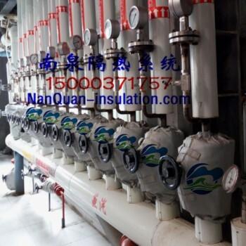 上海南泉多路閥可拆卸保溫套