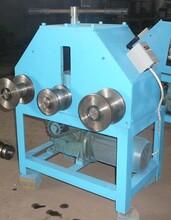 专业高效率电动加强型DH-DG3弯管机扁铁方管圆管图片