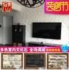 青山白色文化石电视背景墙砖室内别墅壁炉1801