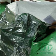 鍍鋁編織立體袋廠家直銷鋁箔防潮真空袋鍍鋁編織方底袋鋁箔四方袋廠家