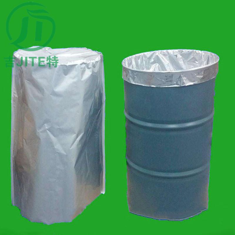 广东圆底袋胶水圆底包装袋特大化工袋200升铁桶内衬袋生产厂家