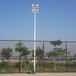 10米中杆灯法兰盘足球场灯杆价格河源市定制足球场灯杆批发/采购