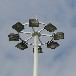 球场灯柱标准尺寸五人制足球场尺寸是多少足球场罚球点直径是多少