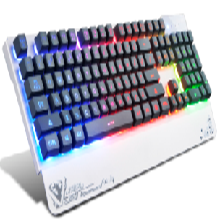 成都游戏键盘厂家键盘批发价格缘共梦商贸品质保证图片