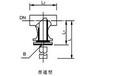 昆明对焊连接直流式T型过滤器