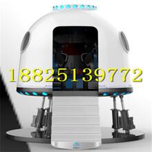 深圳精敏数字9DVR体验馆梦回神州太空飞行舱
