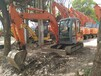 转让日立60挖掘机,原厂三大件,动力强大,质保一年