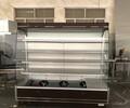 中意创展---山东滨州超市风幕柜风冷水果冷藏柜牛奶冷藏展示柜