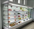 中意创展---上海杨浦风幕柜水果保鲜展示柜超市定做