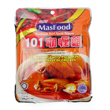 定好101咖喱鸡即煮酱马来西亚进口调味料图片