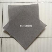 中國式連續泡沫鎳網超級電容器用泡沫鎳泡沫金屬多孔泡沫鎳網電池用材料圖片