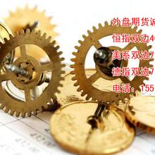 温州国际期货代理丨美白银开户图片