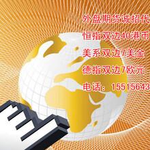 许昌恒指招商-开户条件图片
