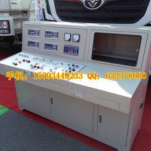 混凝土搅拌站集中控制柜搅拌站控制系统搅拌站系统订制图片