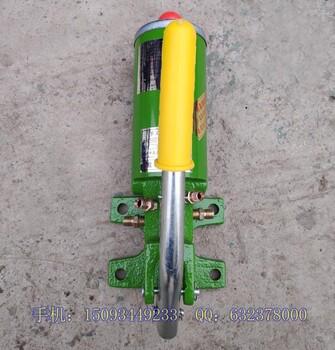 混凝土js500/750攪拌機手動潤滑油泵手動濃油泵黃油泵