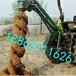 冀州加大尺寸挖坑机地钻挖坑机图片大全
