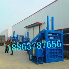 江西抚州80吨废纸液压打包机废铁丝液压打包机供应图片