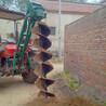 万盛植树挖坑机报价大功率挖坑机