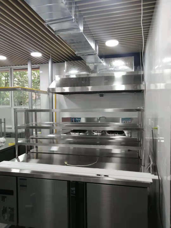 厨房排烟风机价格安装石家庄油烟净化器价钱厂家