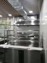 廚房排煙風機價格安裝石家莊油煙凈化器價錢廠家圖片