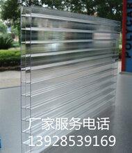 黑龙江pc阳光板温室大棚专用工程阳光板厂家批发图片