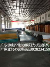 广东pc阳光板/5mm通明阳光板/8mm蓝色阳光板最新零售价钱图片