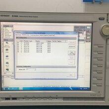 Agilent安捷倫B1500A半導體測試儀圖片