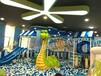 軟體噴球龍游樂設備PU軟體