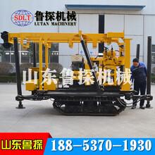 液压地质勘探钻机XYD-130履带式钻探机岩心钻机水井钻井机图片