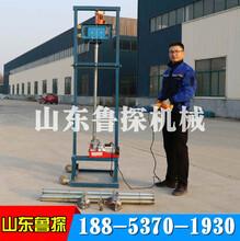 廠家供應4KW家用打井機小型水井鉆機立架式鉆井設備圖片