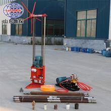 供應地質取芯勘探鉆機QZ-2D電動輕便型工程勘查鉆探機設備圖片