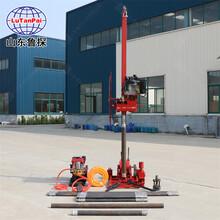 供應QZ-3工程地質勘探打孔鉆機輕型鉆機鉆孔取芯機圖片