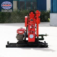 鲁探供应YQZ-50B轻便液压岩芯钻机地质工程勘察设备操作简单
