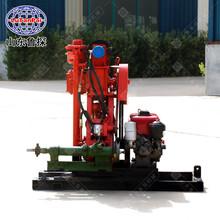 鲁探YQZ-50A液压轻便勘探钻机浅层地质勘探设备野外山区方便操作