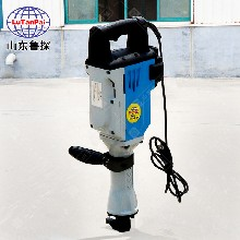 供应手持式电动取土器QTZ-3D冲击式取土钻机小型轻便土层勘查钻机图片