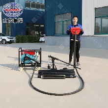 柴油机款取土钻机QTZ-4型25米环境检测环保钻机图片