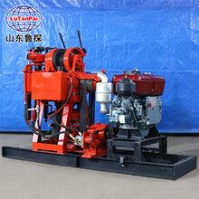 非常好用的150水井鉆機山東魯探液壓打井機