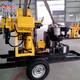 XYX-200輪式液壓鉆機2