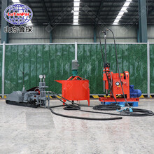 50米地鐵隧道地基加固設備ZLJ-650注漿加固鉆機圖片