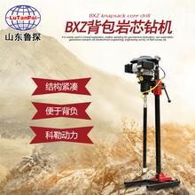 淺層取樣立式背包鉆機BXZ-2L小型山地巖芯鉆機圖片