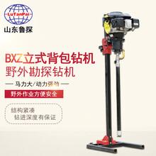 廠家供應BXZ-2L型地質輕便型鉆機背包式巖心鉆機野外勘探鉆機圖片