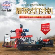 魯探供應履帶式正反循環打井機JZF-D型大口徑鉆井設備圖片