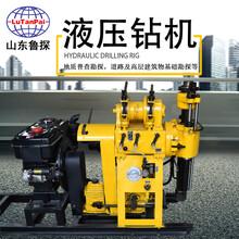 魯探供應HZ-200Y液壓水井鉆機地質普察勘探設備圖片