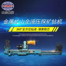 KY-6075金屬礦山全液壓勘探鉆機600米探礦取芯鉆機價格圖片
