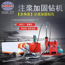 山東魯探ZLJ-650地基加固鉆機注漿打孔成套設備市政工程鉆機
