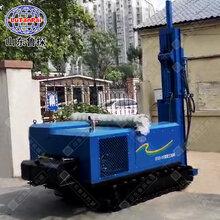 厂家供应QTZD-20型履带式液压勘探取土钻机直推采样钻探机图片