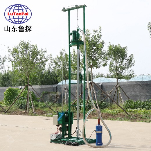 SJD-2C小型全自動電動打井機6
