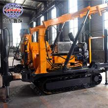 鲁探供应XYD-3型履带式钻机全液压岩芯钻机地质岩芯钻机