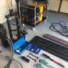 供应环境检测土壤取样设备冲击式液压取土钻机单人手持取样器图片