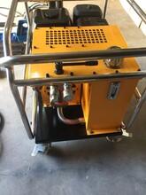 魯探液壓沖擊取土樣鉆機QTZ-Y型土壤取樣鉆機單人手持式取土設備圖片